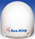 Sea-King Marine Satellite Dish