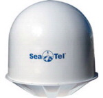 SeaTel 3-axis Full Tracking Satellite Dish