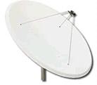 Prime Focus 3.1 Meter Antenna