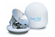 Sea Tel ST24 Satellite