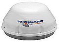 "OLDER UNIT - Winegard RT1200S RoadTrip Satellite Dish SD 12"" Camper TV Antenna RV Mobile"