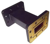 WR-137 Waveguide Straight Section
