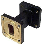 WR-75 Waveguide Straight Section